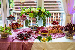 Wedding Fruit Design