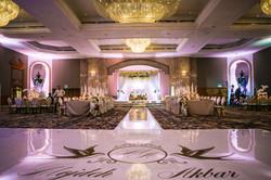 Interior Wedding Venue Design