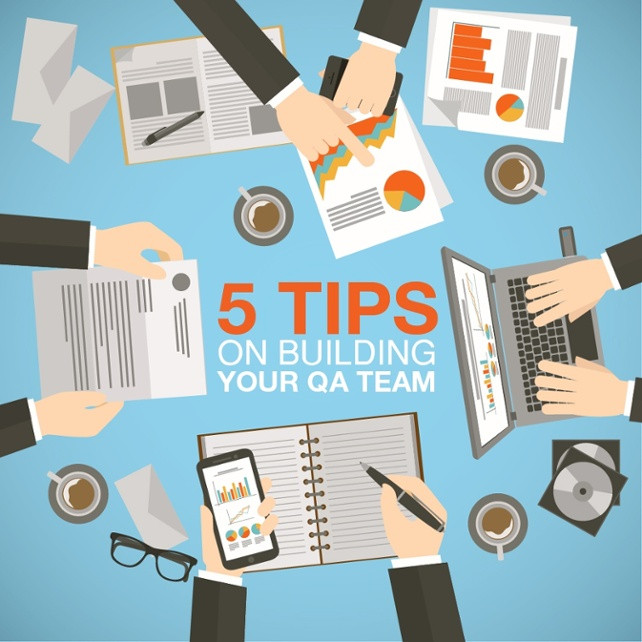 5 Tips on Building Your QA Team by Testing Hero