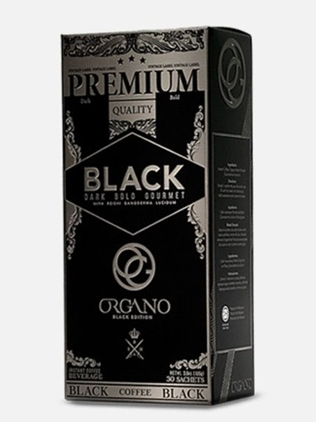 Organo Gold Gourmet Black