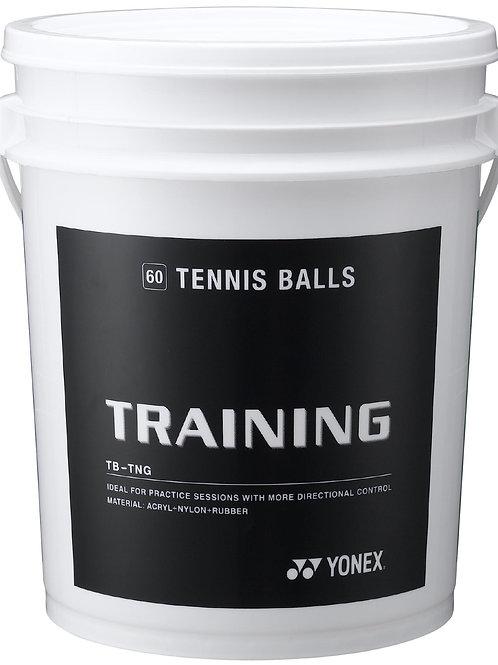 YONEX TENNISBAL TRAINING 60BAL BUCKET