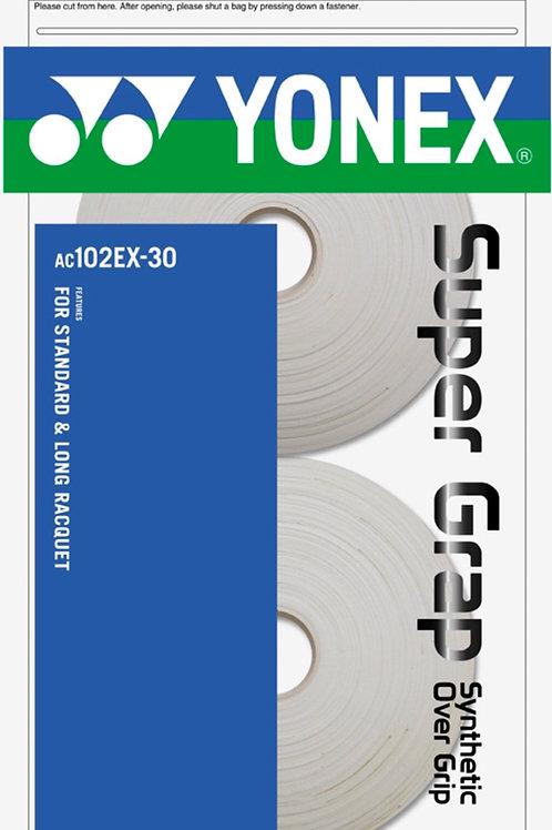 Yonex supergrap overgrip 30 stuks