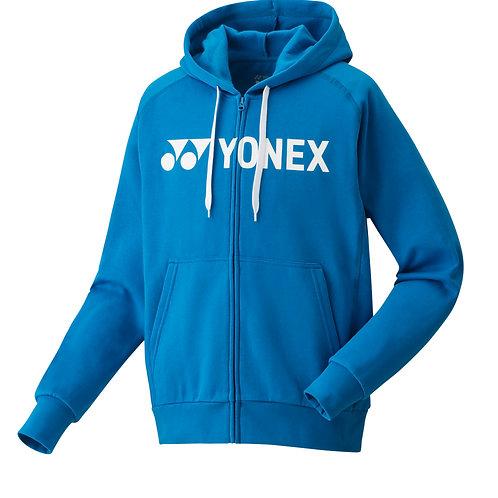 YONEX ZIP HOODIE LOGO MALE