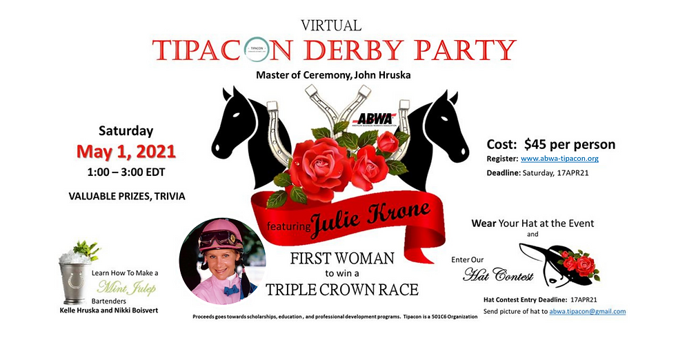 Tipacon Derby Party