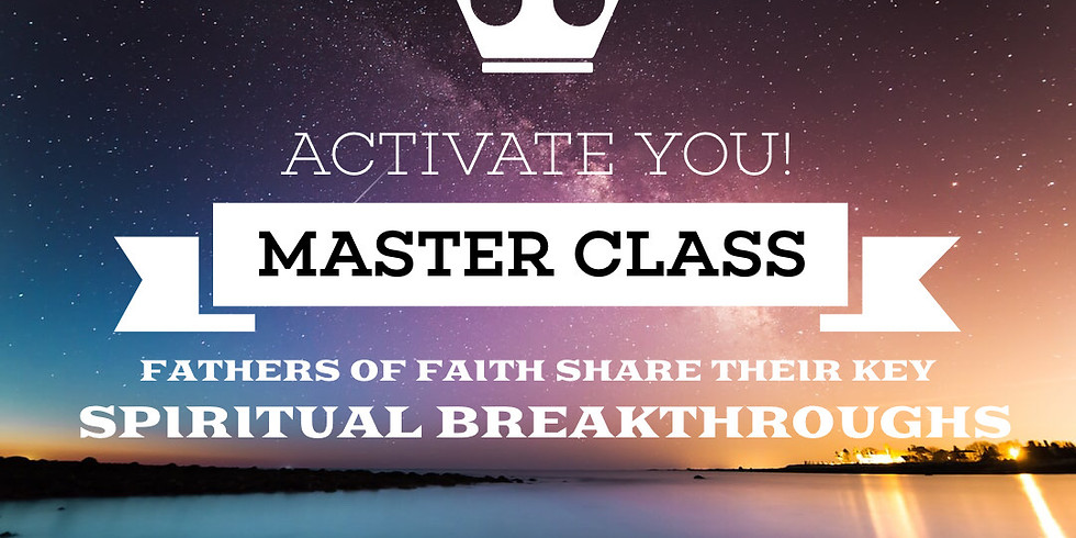 Activate You! Master Class