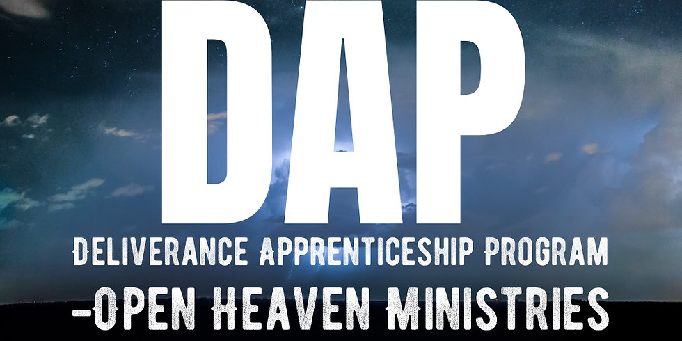 DAP - Deliverance Apprenticeship Program