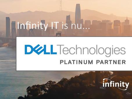 We zijn Dell Platinum Partner!