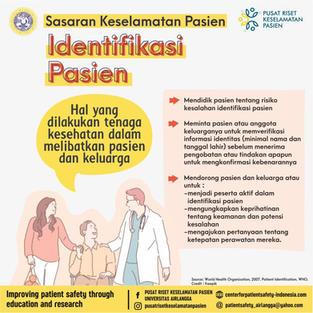 Patient Safety Goals 1: Patient Identification