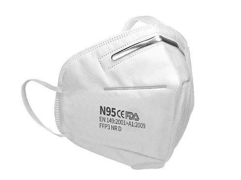 Paquete de 10 Cubrebocas N95 Certificados
