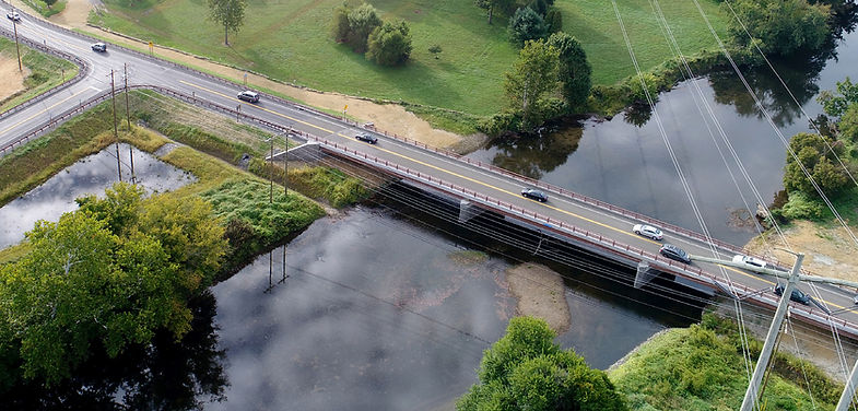 PA ROUTE 926 OVER BRANDYWINE CREEK BRIDGE REPLACEMENT WINS 2017 PROJECT OF THE YEAR