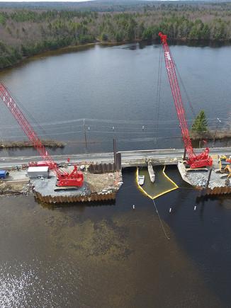 Pocono Lake Preserve Bridge Replacement