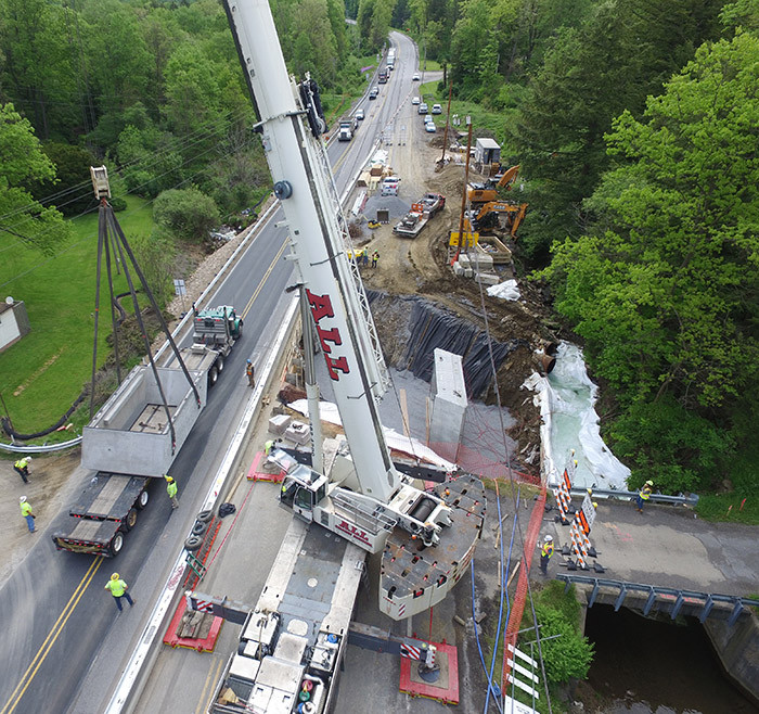 Indiana County - Ewings Mill Bridge Replacement