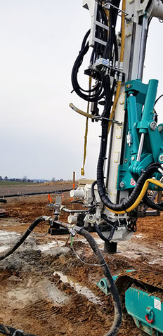 Micropiles and Compaction Grouting