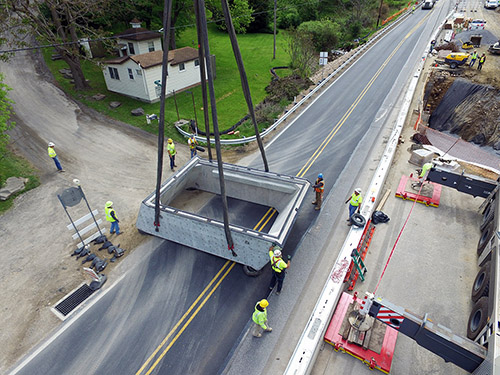 Ewings Mill Bridge Replacement