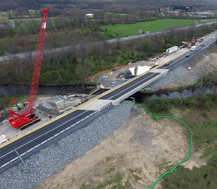Monroe County US-209 Bridge Replacement