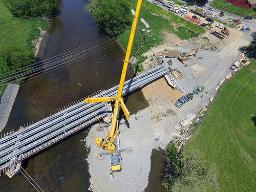 Brandywine Creek Bridge Replacement