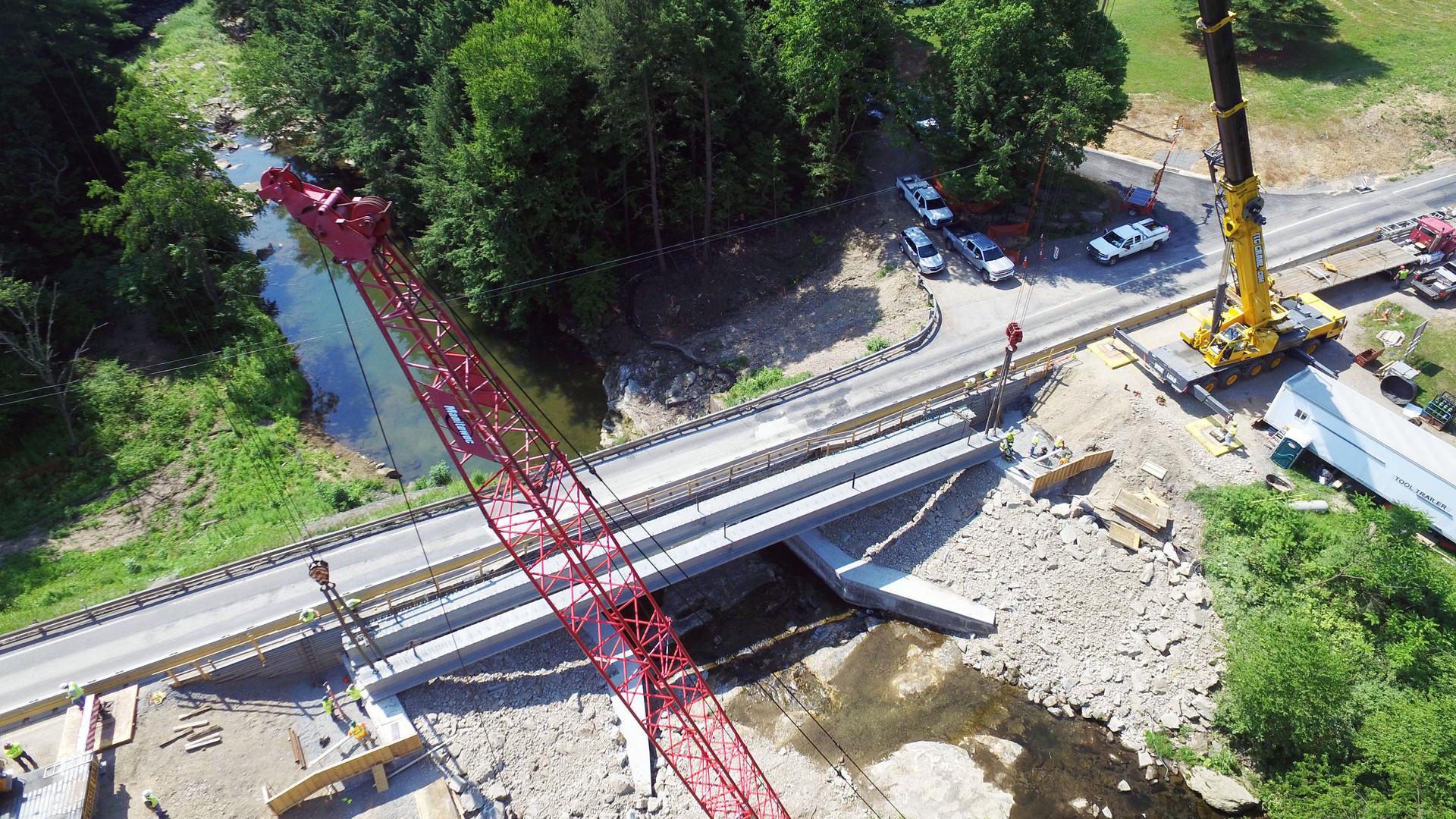 South Leatherwood Bridge