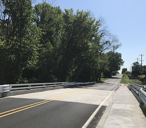 Bucks County Bridge Replacement