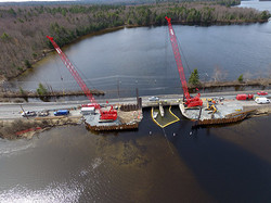 Pocono Lake Bridge Replacement