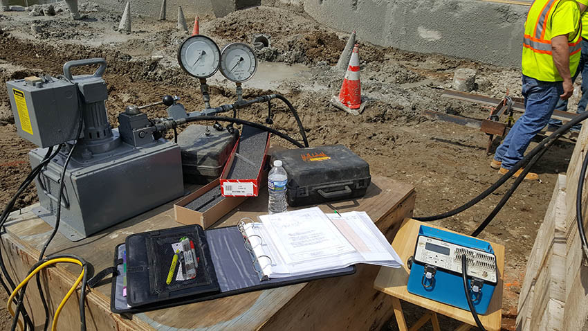 Geotechnical Construction
