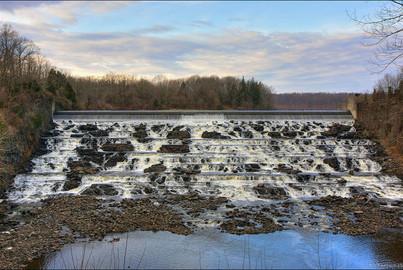 Nockamixon Dam