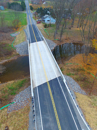 Schuylkill County – State Route 4016 Upper Mahantango Creek Bridge Replacement