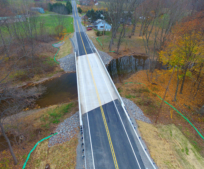 Schuylkill County – State Route 4016 Upper Mahantango Creek Bridge Replacement