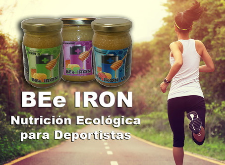 BEE IRON y DEPORTISTAS