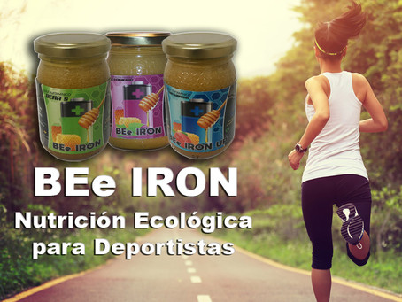BEE IRON y DEPORTISTAS