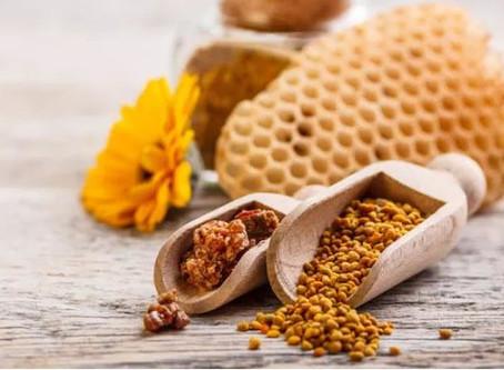 Efecto Terapéutico del polen