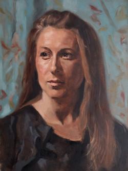 Portrait of Parisa