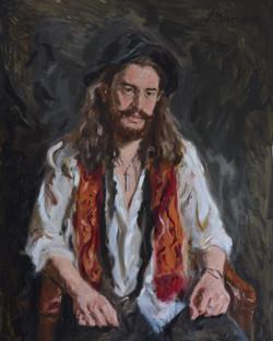 Portrait of James Brander