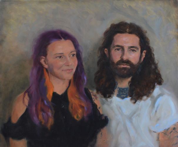 Marketa & Damian