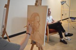 Luke Thompson Portrait Tuition