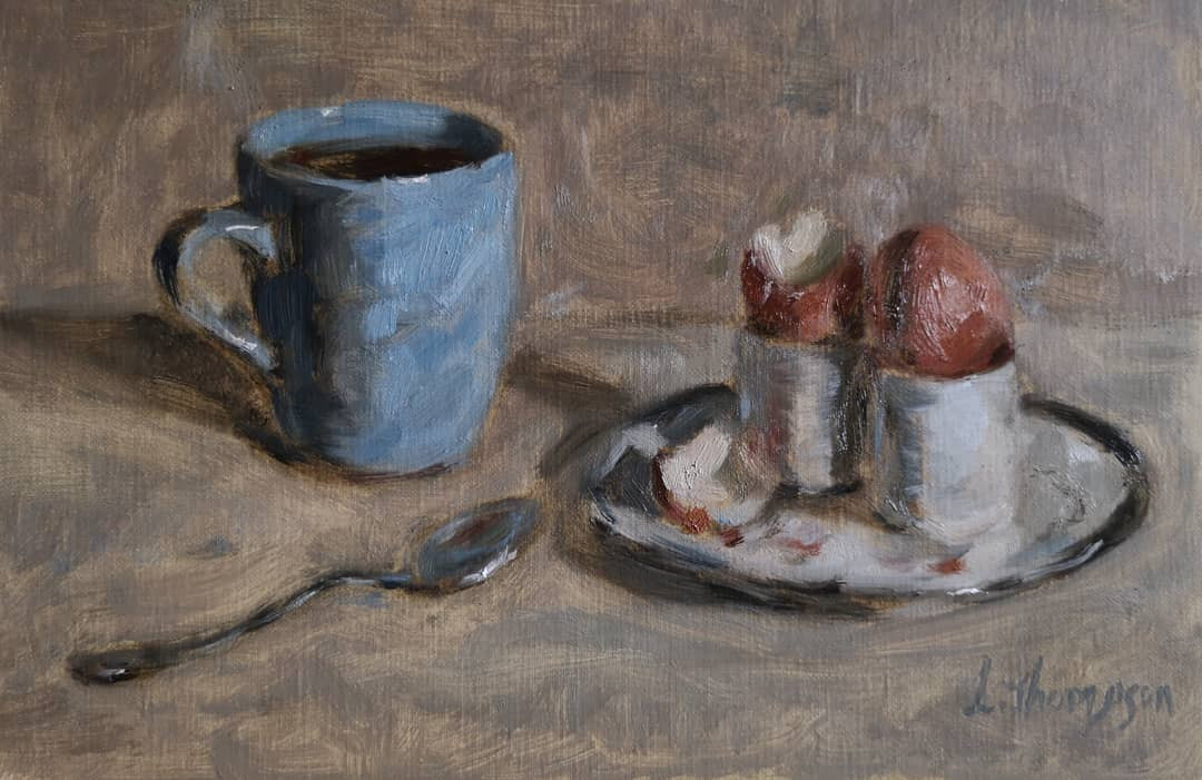 Morning Still Life