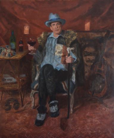 Portrait of Dave Beer