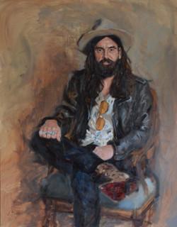 Portrait of Gareth Jones