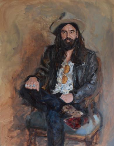 Portrait of Gareth Jones.