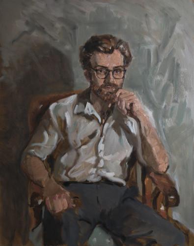 Portrait of Jack Mattison