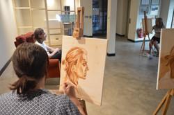 Portrait Art Wakefield