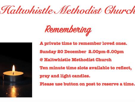 Remembering Sunday