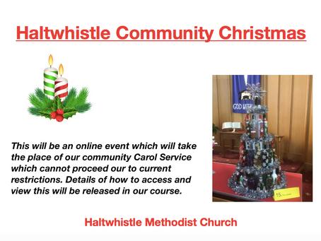 Haltwhistle Community Christmas