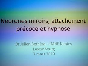 Conférence du Dr Julien Betbeze