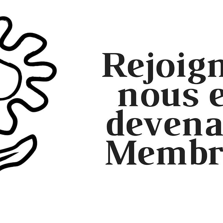 Membre de l'IMHEL - Année 2021