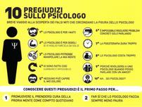 10 pregiudizi sullo Psicologo