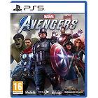 Jeu Marvel Avengers sur PS5