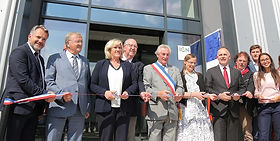 Inauguration IGN Beauvais