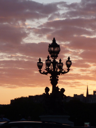 Twilight, Paris