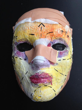 Outside Mask: What Society Sees