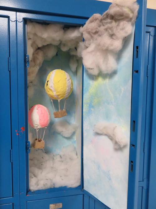 Art Locker: Skyward Escape